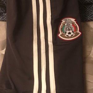 BNIB ADIDAS Mexico 3/4 Soccer Training Pants
